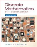 Discrete Mathematics with Combinatorics, Anderson, James A. and Lewis, Jerome, 0130457914