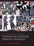 The Columbia History of Twentieth-Century French Thought, , 0231107919
