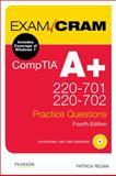 CompTIA A+ 220-701 and 220-702 Practice Questions Exam Cram, Regan, Patrick, 078974791X