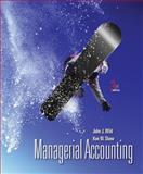 Managerial Accounting with Connect Plus, Wild, John and Shaw, Ken, 0077507916