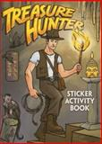 Treasure Hunter Sticker Activity Book, Arkady Roytman, 0486467910