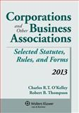 Corporations and Other Business Associations Select Stat 2013 Supp