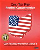 OHIO TEST PREP Reading Comprehension OAA Reading Workbook Grade 5, Test Master Press Ohio, 1478207914