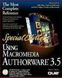 Using Macromedia Authorware, Zielinski, Robert, 0789707918