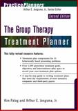 The Group Therapy Treatment Planner, Paleg, Kim and Jongsma, Arthur E., Jr., 0471667919