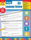 Daily Language Review, Grade 6+, Evan-Moor, 1557997926
