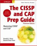 The CISSP and CAP, Ronald L. Krutz and Russell Dean Vines, 0470007923