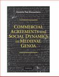 Commercial Agreements and Social Dynamics in Medieval Genoa, van Van Doosselaere, Quentin, 0521897920