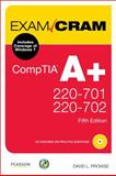 CompTIA A+ 220-701 and 220-702, Prowse, David L., 0789747928