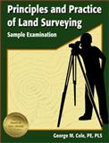 Principles and Practice of Land Surveying Sample Examination 9781888577921