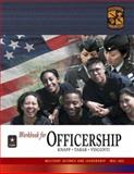 MSL 402 Officership 9780072867923