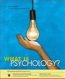 What Is Psychology? 9780495907923