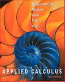 Applied Calculus, Hughes-Hallett, Deborah and Gleason, Andrew M., 0471207926