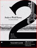 Studies in World History Volume 2 (Teacher Guide), James Stobaugh, 0890517924