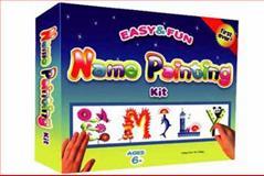 Name Painting Kit, Linda Chun Yan Wang, 0979197929