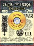 Celtic and Norse Designs CD-ROM and Book, Courtney Davis and Amy L. Lusebrink, 0486997928