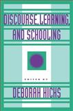 Discourse, Learning, and Schooling, , 0521087929