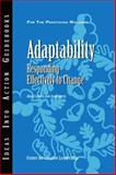 Adaptability : Responding Effectively to Change, Calarco, Allan and Gurvis, Joan, 1882197925