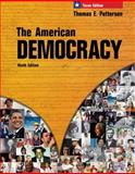 The American Democracy, Patterson, Thomas E. and Halter, Gary M., 0077237927
