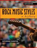 Rock Music Styles with Rhapsody Discount Card, Charlton, Katherine, 0077427939