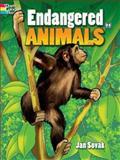 Endangered Animals, Jan Sovak, 0486467937