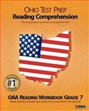 OHIO TEST PREP Reading Comprehension OAA Reading Workbook Grade 7, Test Master Press Ohio, 1478207930