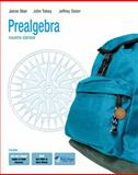 Prealgebra, Blair, Jamie and Slater, Jeffrey L., 0321567935