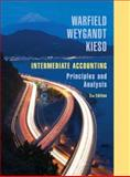 Intermediate Accounting : Principles and Analysis, Kieso, Donald E. and Weygandt, Jerry J., 0471737933