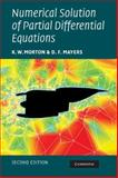 Numerical Solution of Partial Differential Equations : An Introduction, Morton, K. W. and Mayers, D. F., 0521607930