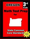 Oregon 3rd Grade Math Test Prep, Teachers Treasures, 1482517930