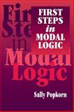 First Steps in Modal Logic, Popkorn, Sally, 0521057930
