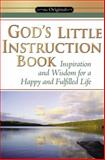 God's Little Instruction Book Original, David C Cook, 1562927930