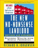 The New No-Nonsense Landlord, Jorgensen, Richard H., 0071417931