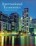 International Economics, Salvatore, Dominick, 1118177932