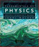 Fundamentals of Physics, Halliday, David and Resnick, Robert, 0470547936