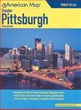 Atlas Pittsburgh PA Greater Atlas Paper, American Map, 084160794X