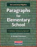 Paragraphs for Elementary School, Don Killgallon and Jenny Killgallon, 0325047944