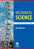 Mechanical Science, Bolton, W. C. and Koppel, Ivan, 1405137940