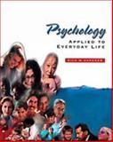 Psychology Applied to Everyday Life, Gardner, Rick M., 015506794X