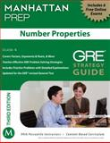 Number Properties GRE Strategy Guide, 3rd Edition, Manhattan Prep Staff, 1935707949