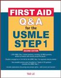First Aid Q and A for the USMLE Step 1 9780071597944