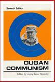 Cuban Communism 9780887387944