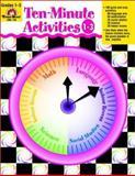 Ten-Minute Activities, Grades 1-3, Evan-Moor, 1557997942