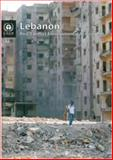 Lebanon : Post-Conflict Environmental Assessment, United Nations Environment Programme Staff, 928072794X