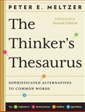 The Thinker's Thesaurus, Peter E. Meltzer, 0393337944