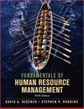 Fundamentals of Human Resource Management, Robbins, Stephen P. and Decenzo, David A., 047000794X
