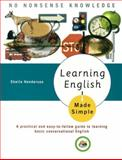 Learning English Made Simple, Sheila Henderson, 0385267940