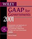 Wiley GAAP for Governments 2005 9780471397946