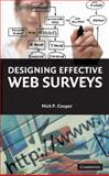 Designing Effective Web Surveys, Couper, Mick P. and Couper, Mick, 0521717949