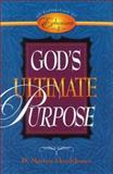 God's Ultimate Purpose, D. Martyn Lloyd-Jones, 0801057949